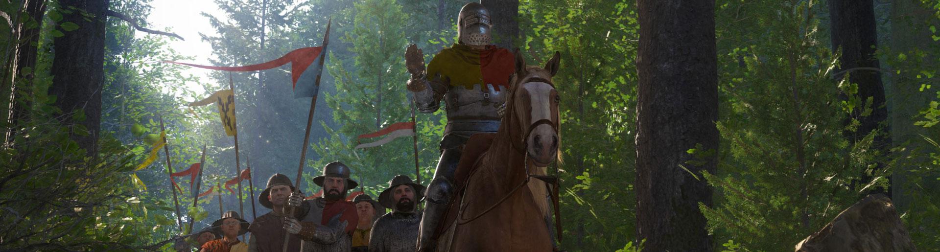 Realizing Medieval Bohemia in Kingdom Come: Deliverance