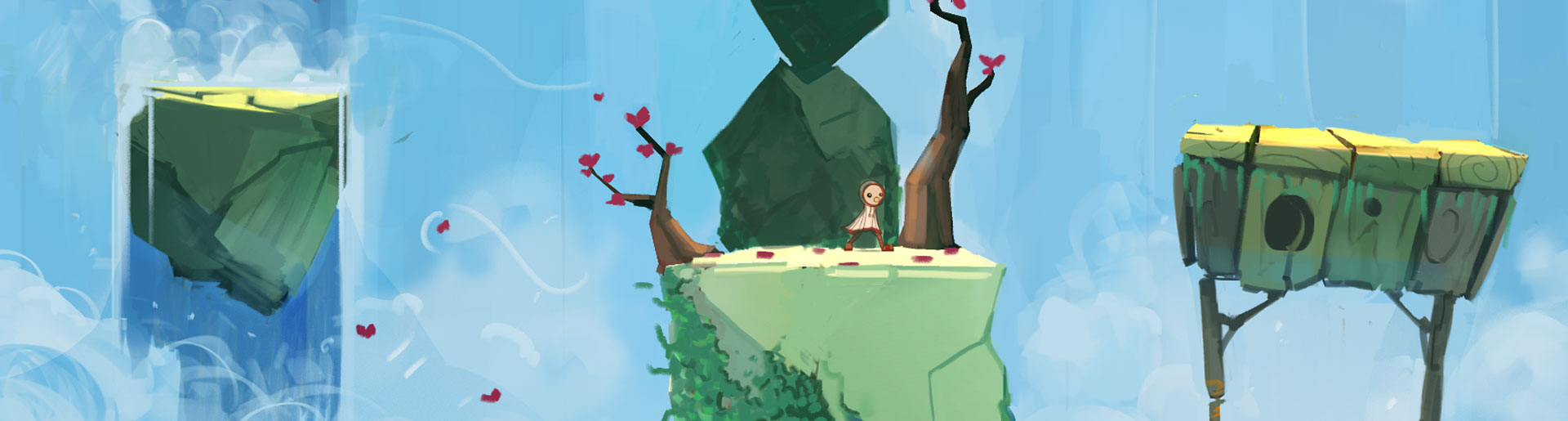 The Art and Technology Behind Shu's 2.5D Platforming